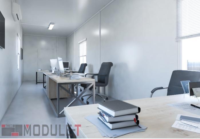 Modular Container - Modular Prefabricated Container