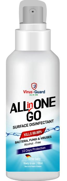 All in One Go 100ml -