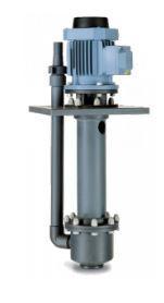 Pompe verticali modello BS - Pompe centrifughe anticorrosive