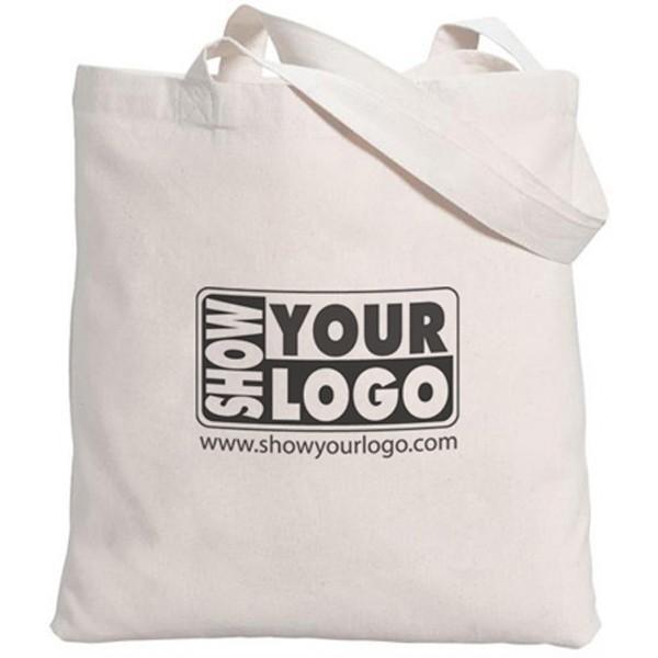 5 OZ COTTON BAG  - 100 % Eco Friendly Cotton Shopping Bag - 5 OZ COTTON BAGS
