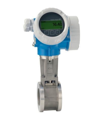debit mesure produits - debitmetre vortex prowirl D 200