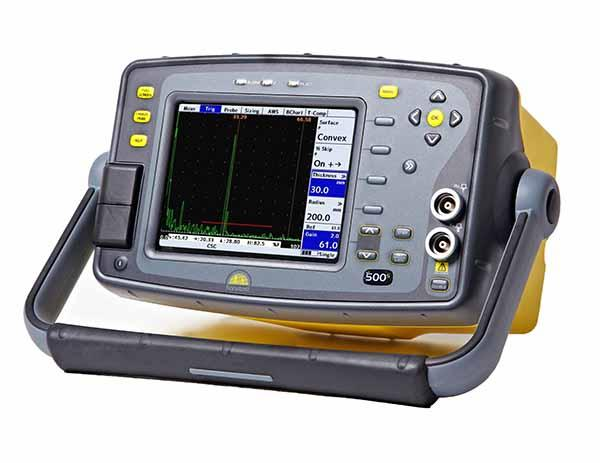 Sitescan 500S - The Sitescan 500S Entry Level Broad Band Flaw Detector.