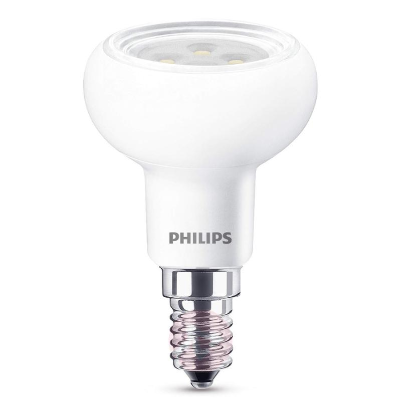 E14 5 W 827 LED reflector lamp R50, dimmable - light-bulbs