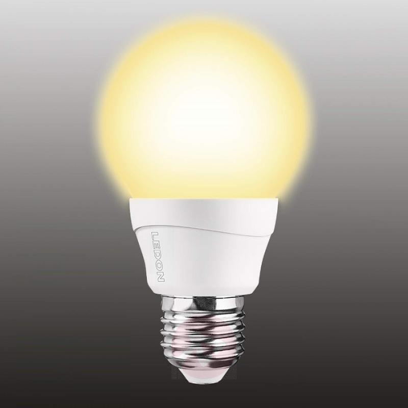 E27 7 W 820 LED bulb Candlelight, dimmable - light-bulbs