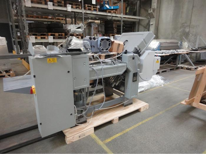 STAHL Ti 52/4-K - F - Used Machine