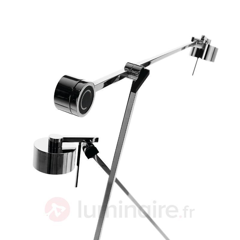 Lampe à poser AX20 à variateur d'intensité - Lampadaires design