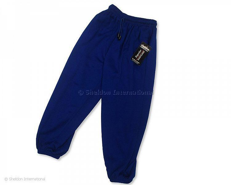 School Jogging Bottom - Royal Blue - Sportswear