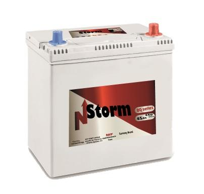N-STORM AUTOMOTIVE BATTERY  - High quality car battery 12V-40ah