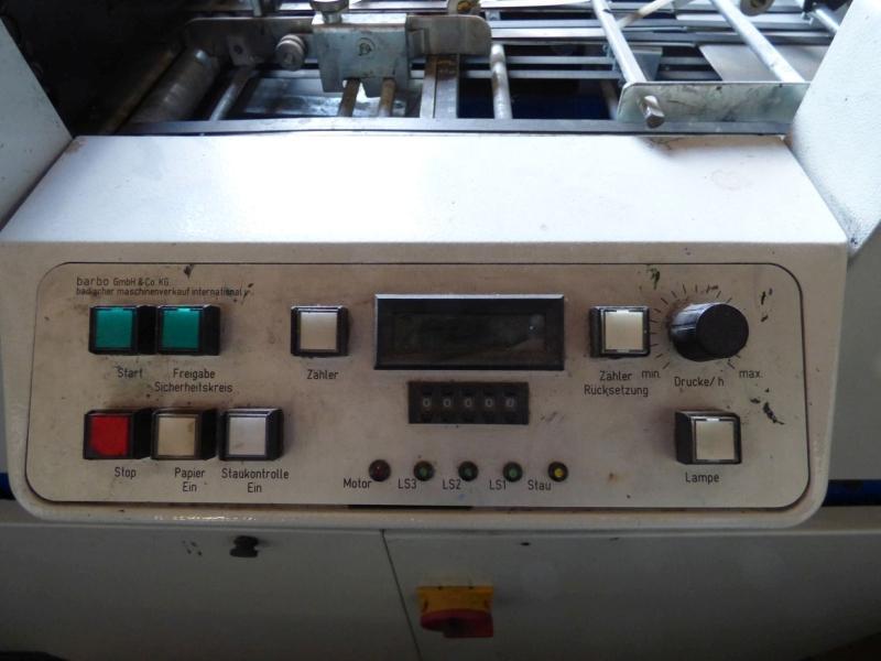 Barbo 3000 SF-K-NP - Used Machine