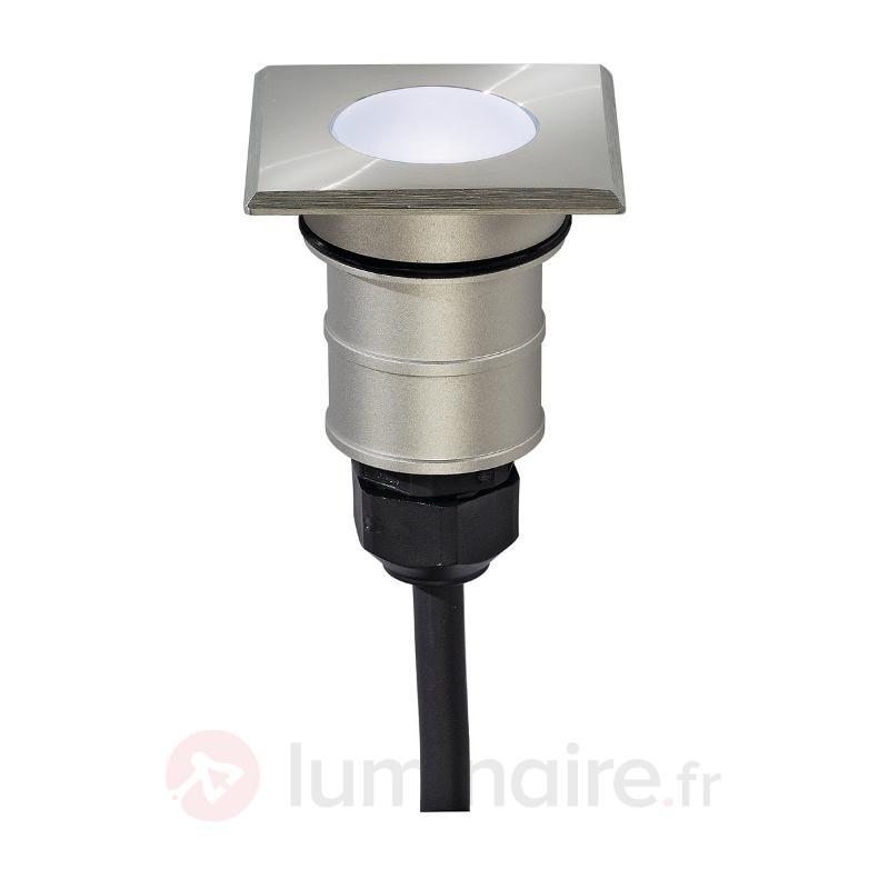 Spot encastrable LED POWER TRAIL-LITE 1W IP67 - Luminaires LED encastrés au sol