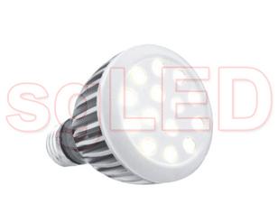 Ampoules LED E27 - 10-E27PAR20-9W-01