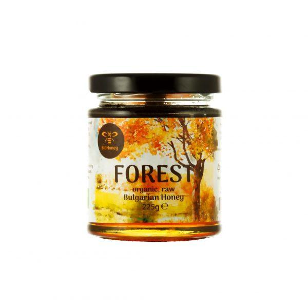 Organic Black Forest Honey - Bulgarian Black Forest Honey
