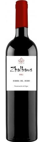 Zhalbaus Roble - Vino Español D.O Ribera del Duero