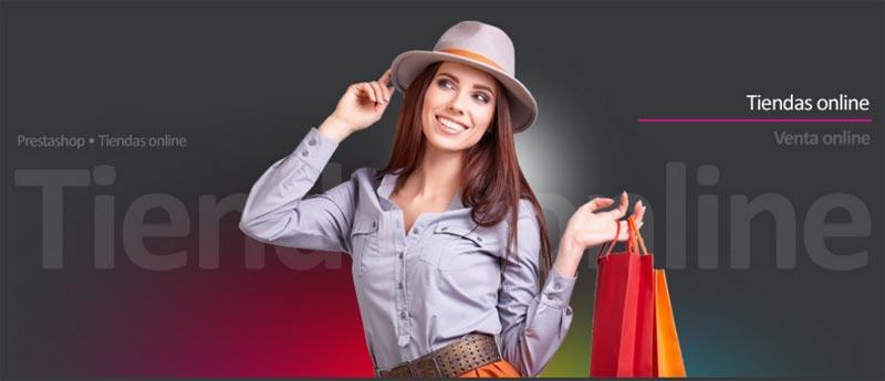 Diseño de tiendas online - Creada con Prestashop