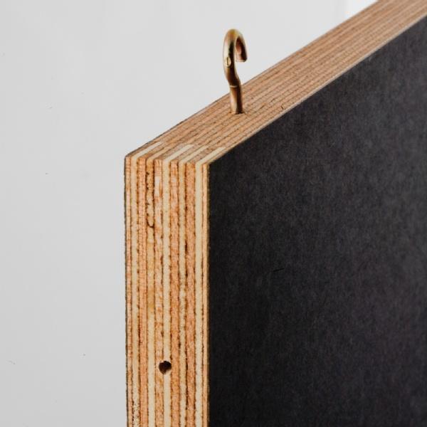 Wood Displays - Tableau Noir