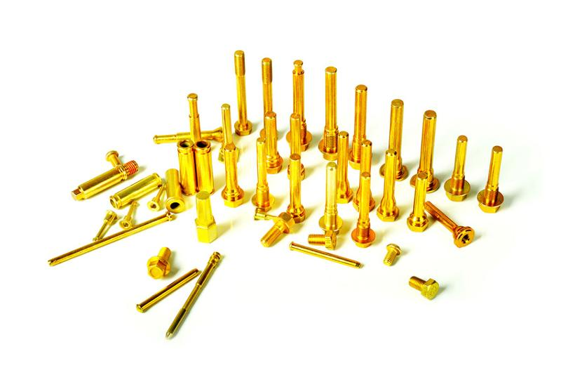 Brake Caliper Guide Pins And Fasteners - null