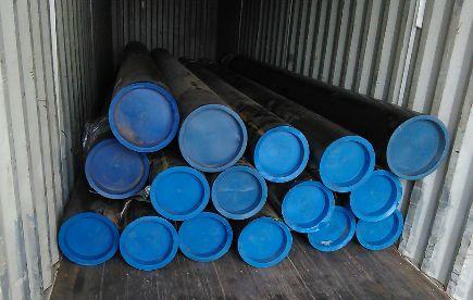 X56 PIPE IN UGANDA - Steel Pipe