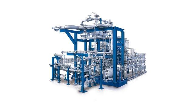 Compresseurs à vis - Unités VRA de compresseurs à vis exempts d'huile