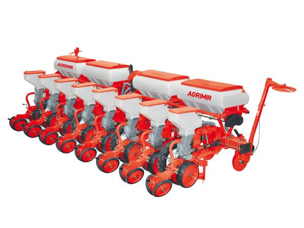 Pneumatic Precision Seed Drill - Disc Type