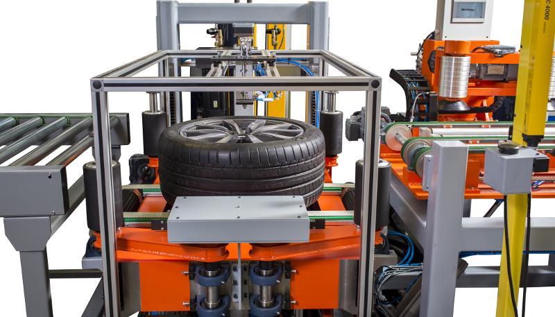 WHEEL AND TIRE BALANCING MACHINE - BALANCING MACHINES BY TYPE