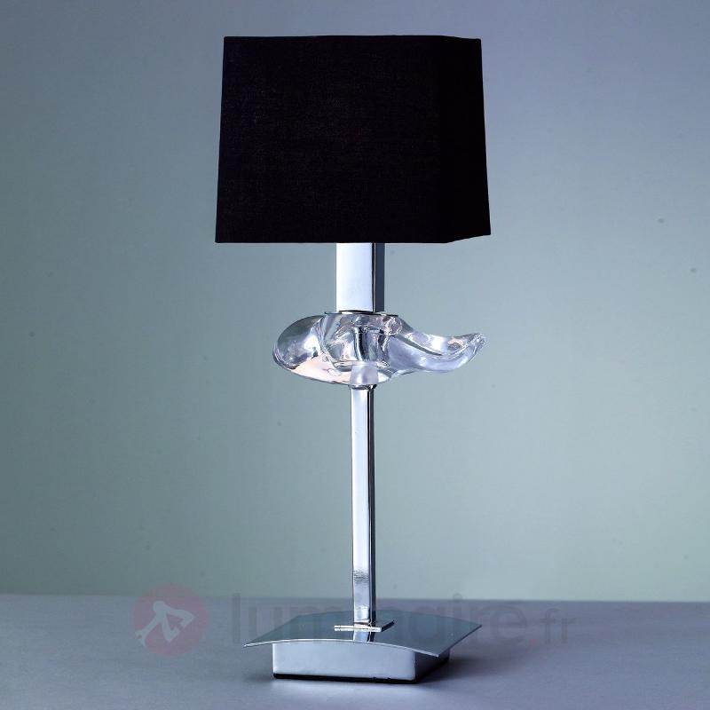 Lampe à poser élégante AKIRA à 1 lampe - Lampes de chevet