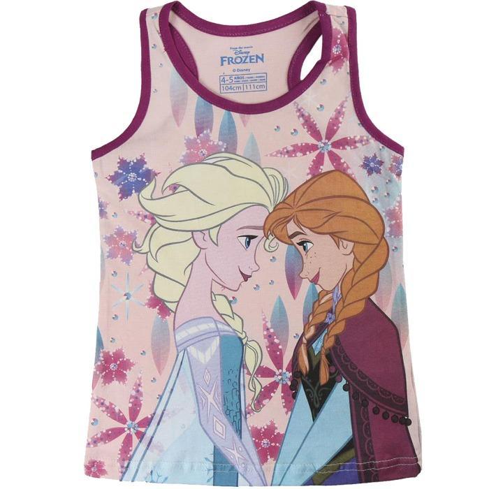 Importador Europa Camiseta sin mangas Disney Frozen -