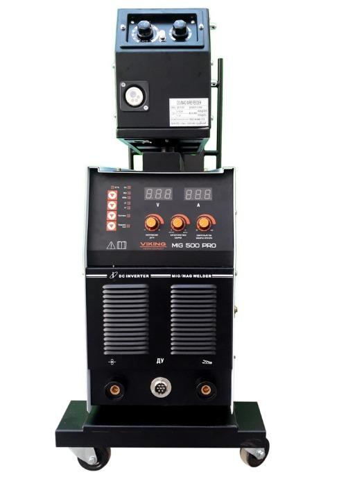 WELDING INVERTER  VIKING MIG 500 PRO - Semiautomatic welding machine
