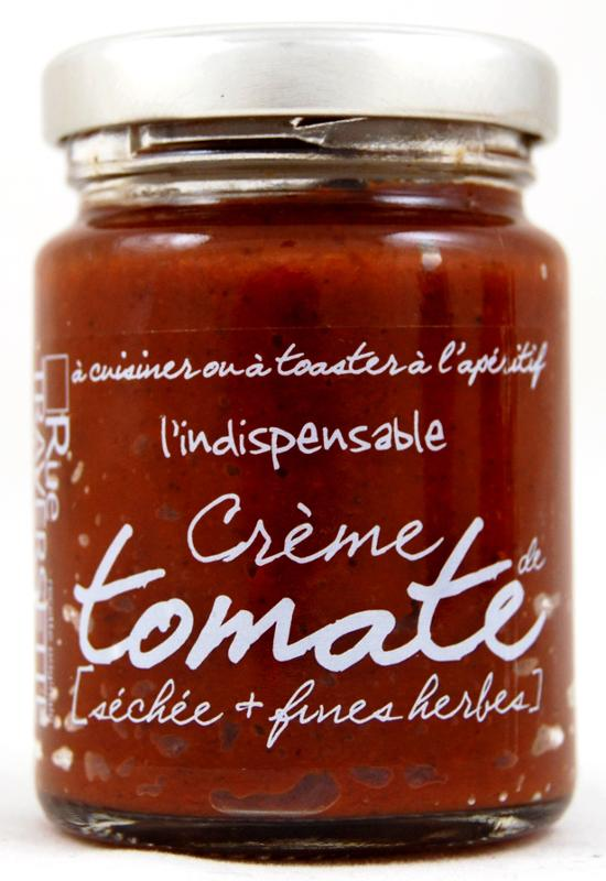 Indispensable crème de tomate séchée et fines herbes 95g - Epicerie salée