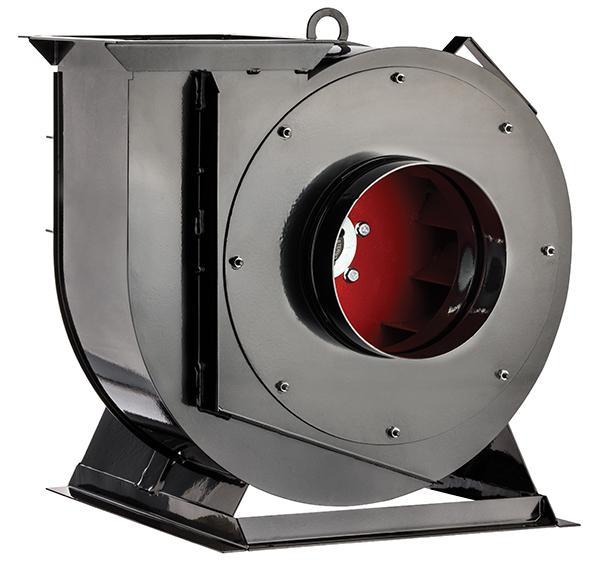 BGSS - Industrie Radialventilator für Gebäudekomplexe mit niedriger Pressung