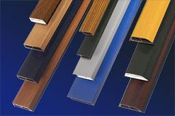 Window Profiles  - with Decorative Coating