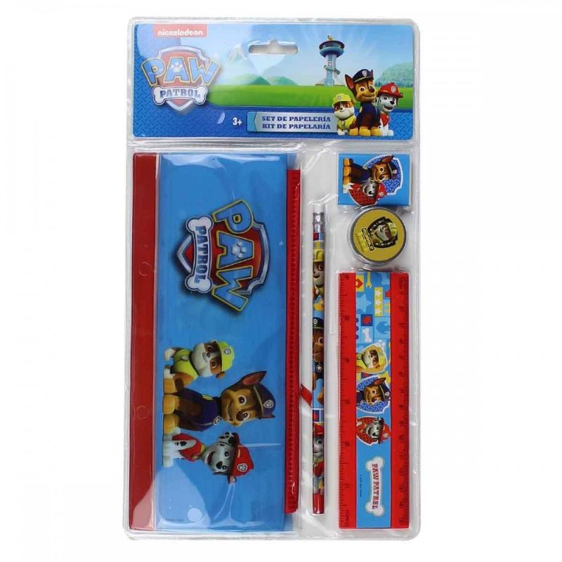 12x Sets papeterie 5 pieces Paw Patrol - Papeterie