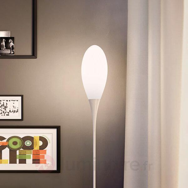 Lampadaire Spillo au design épuré - Lampadaires design