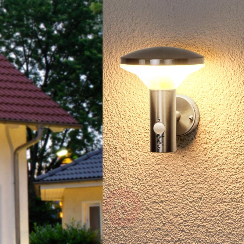 Jiyan - sensor outdoor wall lamp with LED - outdoor-led-lights