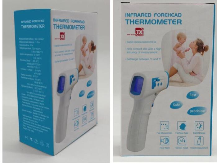 Thermometer  - INFRARED FOREHEAD
