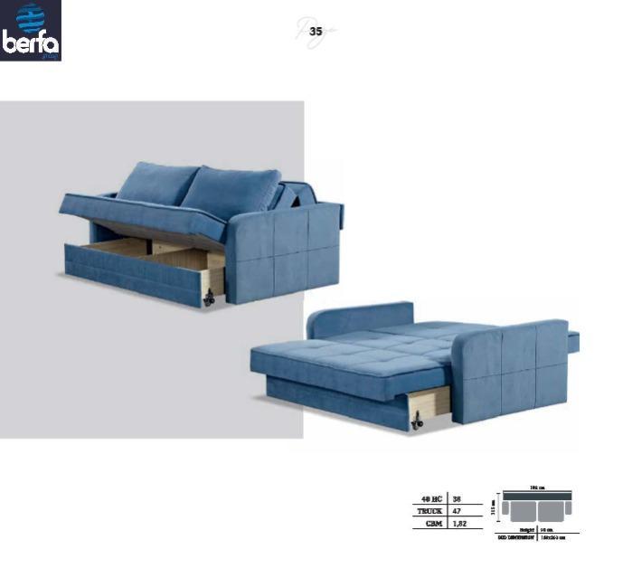 Sovekabine sofa Queen - Søvn sofa producenter
