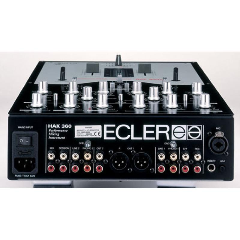 DJ-Mixer - Ecler HAK 360
