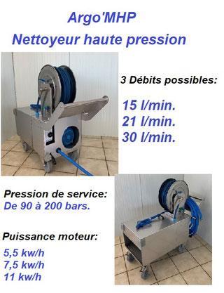 Nettoyeur Haute Pression Sans Système Mousse - null