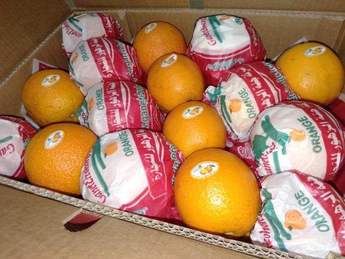 Valencia - Naranja egipcia