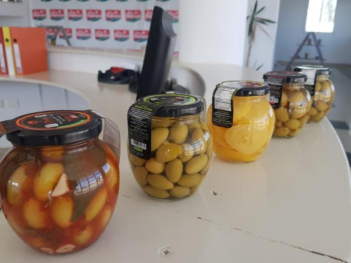 Olives de table  -