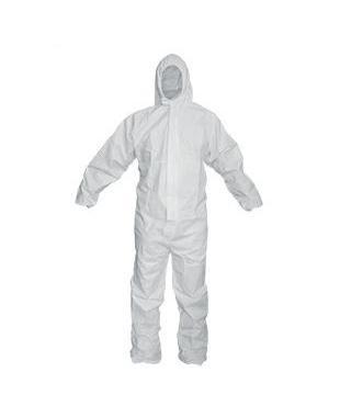 Tuta protezione amianto