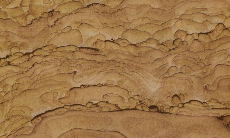Caramel-colored Stones -