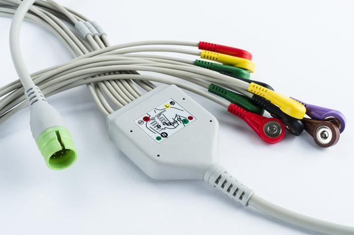 ECG cable, 12-lead - Accessories Professional users