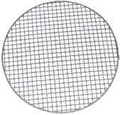 Grilles rectangulaires ou rondes en inox - null