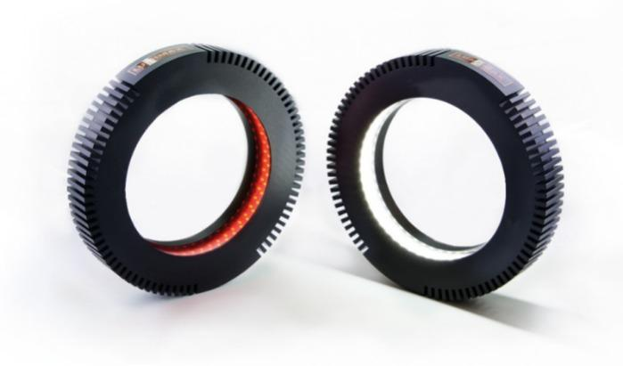 LED Dark Field Lights DFL-series - LED Dark Field Illumination for Machine Vision
