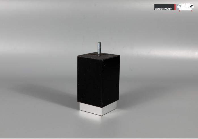 Set 4x Picior Canapea / Fotoliu / Mobila - Blok 100 Banda A -