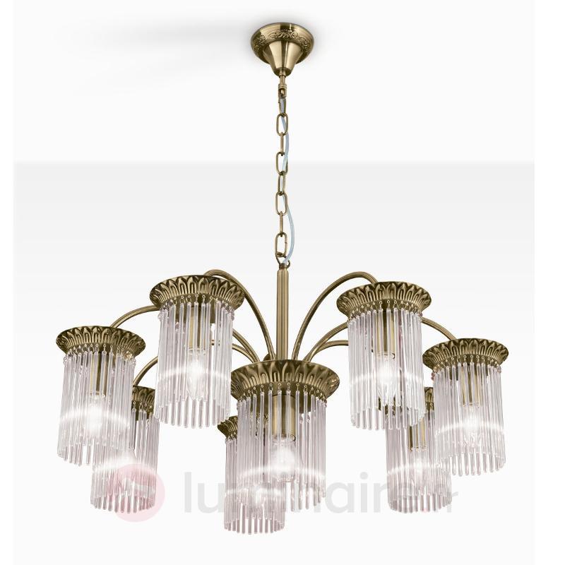 Lustre Diadema à huit lampes - Lustres classiques,antiques
