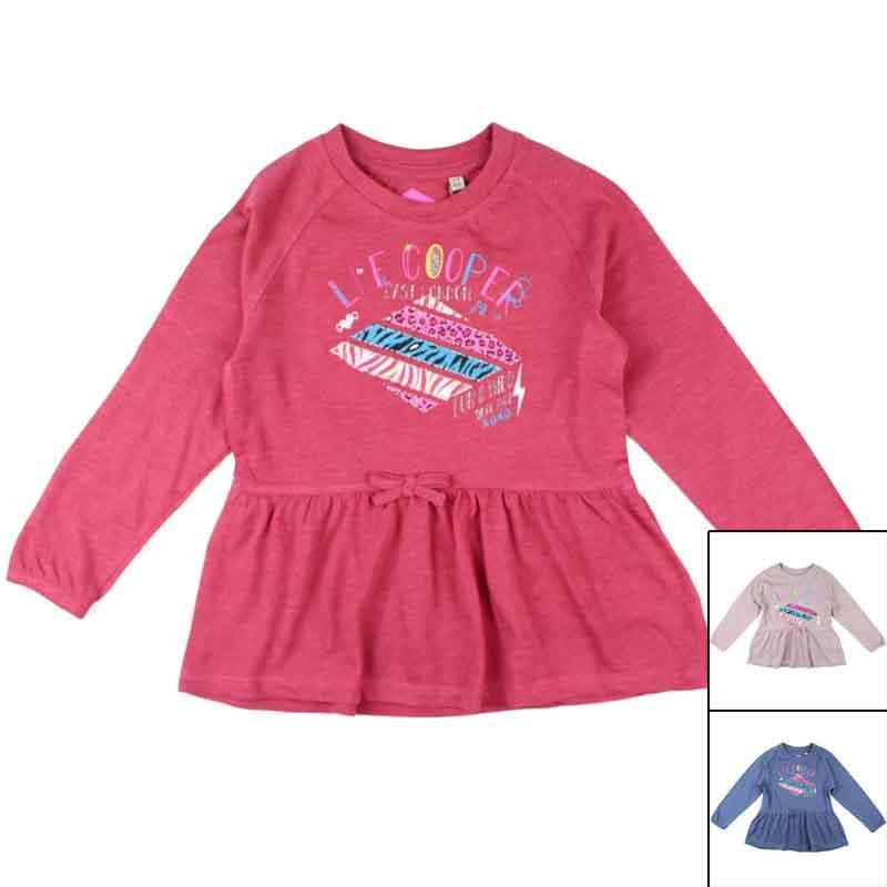 Großhändler T-shirt lizenz Lee Cooper kind - T-shirt und polo langarm