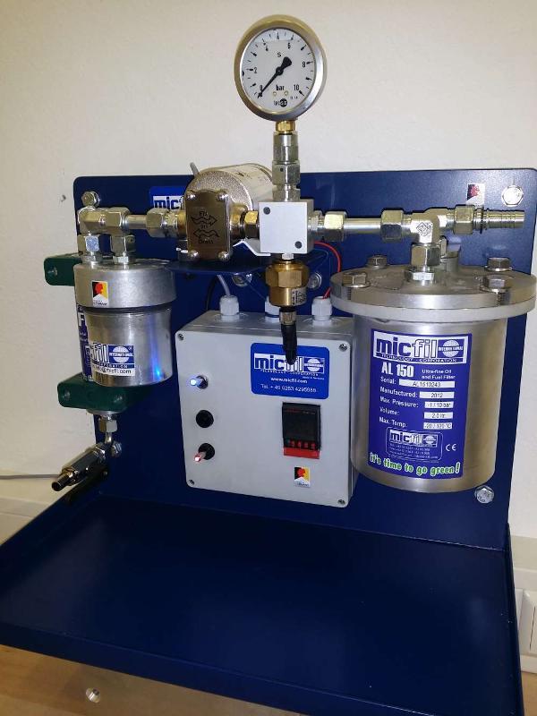 MICFIL ECO 150 Fuel Maintenance System