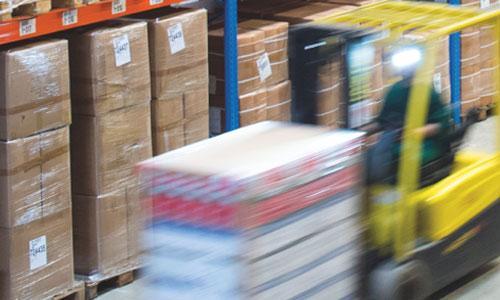 Logistics - services