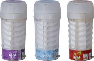 Fragrance Cartridge for Aerosol Dispenser - null
